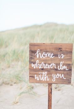 Home is wherever I'm with you: http://www.stylemepretty.com/michigan-weddings/new-buffalo/2017/01/06/michigan-surprise-beach-proposal/ Photography: Tiffaney Childs - http://tiffaneychilds.com/