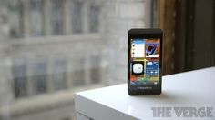 BlackBerry Z10 review: a new life, or life support?   The Verge