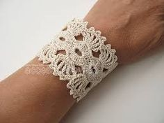 Image result for crochet cuff bracelet pattern