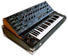 Vintage Synth Explorer | Crumar DS-2