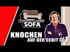 ESL TV, IEM, Starcraft 2 und LOL auf der CeBIT - Knochen's eSport Sofa - Folge 1 Staffel 6