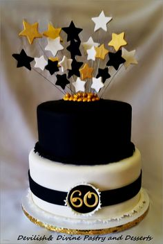 Black And Gold Birthday Cake Van Earls Cakes Gold And Black Birthday Cake. Black And Gold Birthday Cake 10 Black And Gold Birthday Cakes Photo Black And Gold Birthday. Black And Gold Birthday Cake 9 Black And Gold Party… Continue Reading → Birthday Cakes For Men, 60th Birthday Party Decorations, 70th Birthday Cake, Birthday Sheet Cakes, Birthday Party Desserts, Birthday Cake Decorating, Birthday Ideas, Black And Gold Birthday Cake, Themed Wedding Cakes
