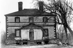 Menokin: 18th Century Residence To Be Restored With Glass