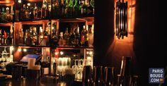 Dans la famille des bars branchés parisiens, je demande le Ballroom ! La bande du Prescription Cocktail Club, l'Expe et du Curio Parlor vient de faire naître son nouveau bar à cocktails ... souterrain !