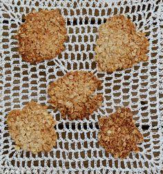 עוגיות תחרה טבעוניות נפלאות