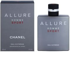 Allure homme sport (Chanel) Perfume Armani, Allure Homme Sport, Chanel Allure Homme, Perfume Store, Perfume Oils, Perfume Bottles, Perfume Glamour, Best Perfume For Men, Perfume Collection