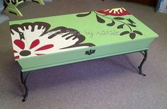 Funky Hand Painted Furniture | Professional Photography By  TarletonPhotography.com | Ideas | Pinterest | Paint Furniture, Funky Painted  Furniture And ...