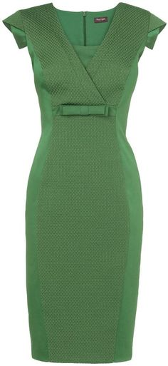 Phase Eight Stella contrast trim dress