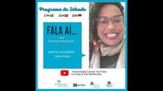 Programa de Sábado Fala Aí com Joice Aziza - 15 maio 2021