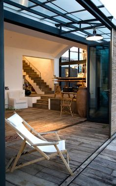 My kind of place...especially in Espana, Barcelona - Méchant Design: open space in Barcelona