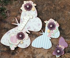 Kaisercraft Butterflies