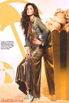 Katrina Kaif #Bollywood #Fashion #Style #Beauty