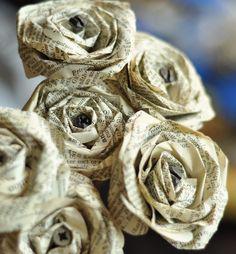 Sample Work: Steampunk Victorian Bouquet.