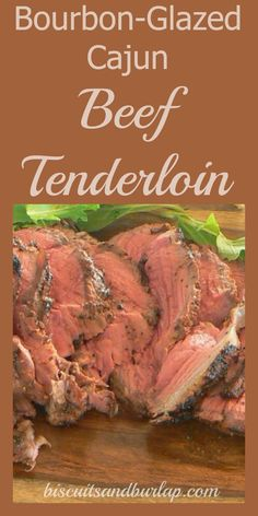 Beef Tenderloin that will melt in your mouth! Elegant enough for holiday meals or simple enough to make into sliders for parties & picnics. Click over for the recipe.