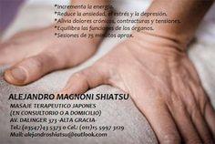 PORTAL TERAPIAS CORDOBA: Masaje terapeutico japones