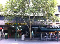 @ Downtown shop in Melbourne, Australia