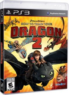How to Train Your Dragon 2 The Video Game  PlayStation 3 by Little Orbit ** You can find out more details at the link of the image. Note:It is Affiliate Link to Amazon.