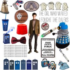 """""""doctor who"""" by beautyandthetardis ❤ liked on Polyvore"""