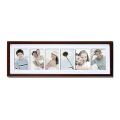 Adeco [PF0286] 6-Opening Walnut Matted Wooden Wall Hanging Collage Picture Photo Frames - Home Decor Wall Art,Holds Six 4x6 inch Photos,Great Gift ADECO,http://www.amazon.com/dp/B00CJHCL36/ref=cm_sw_r_pi_dp_1Piktb1NTJC9DKYD