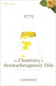 The Chemistry of Aromatherapeutic Oils – Chemistry and pharmacology of aromatherapy. Not a light read, but if you want to learn about the chemistry behind essential oils, this book is for you.  Preview on amazon ---> http://www.usingeossafely.com/chemistryEOs