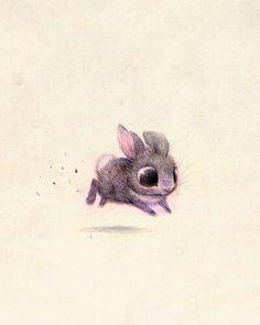 Schattig konijntje !!!