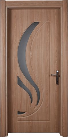 Top 50 Modern Wooden Door Design Ideas You Want To Choose Them For Your Home - Engineering Discoveries Flush Door Design, Single Door Design, Wooden Front Door Design, Main Entrance Door Design, Double Door Design, Wooden Front Doors, Pooja Room Door Design, Bedroom Door Design, Door Design Interior