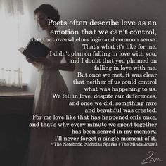Poets Often Describe Love As An Emotion That We Can't Control - https://themindsjournal.com/poets-often-describe-love-emotion-cant-control/