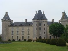 Chateau Verteuil, France