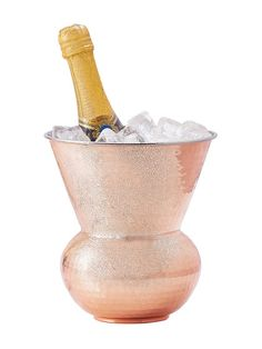 Hourglass Wine Cooler by Old Dutch at Gilt