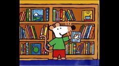 2015 Kingston Virtual Storytime Maisy Goes to the Library Written By Lucy Cousins Published by Walker Books