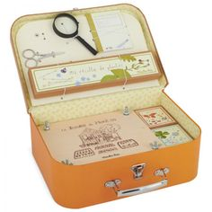 Botanist Case for Kids! What?!?!  Inspire my littles ones early on...