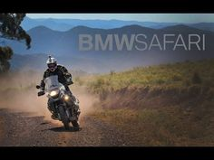 2012 BMW GS SAFARI - Preview