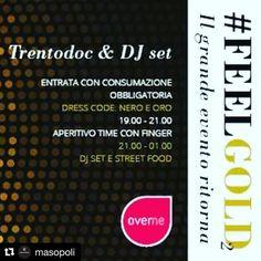 #Repost @masopoli  Ecco cosa si fa venerdì sera non dimenticate di indossare qualcosa di nero e di oro #feelgold  #masopoli  #mipiacesetimuoviealloramuovi