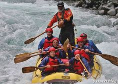 White Water Rafting in Taupo, New Zealand: http://www.ytravelblog.com/white-water-rafting-the-tongariro-river-taupo-new-zealand/