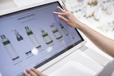 Alpstories concept includes a robot that makes customized beauty products - Retailand Retail Design