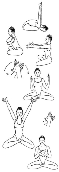 Kundalini Yoga for the Third Eye and Heart