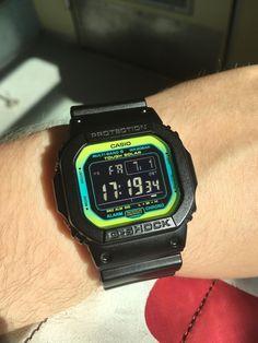 GW-M5610LY-1JF Casio G shock