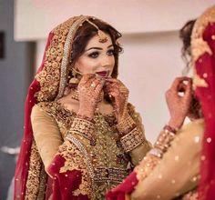 Pakistani bride Desi Bride, Desi Wedding, Wedding Bride, Pakistan Bride, Pakistan Wedding, Bridal Pictures, Bridal Pics, Pakistani Wedding Dresses, Bridal Looks