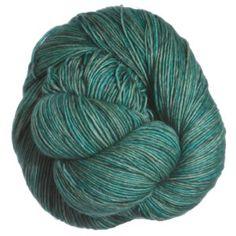 Madelinetosh Tosh Merino Light Yarn - Hosta Blue