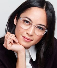 We are excited to announce our latest eyeglasses, now available in Low Bridge Fit. Learn more and then get started with our free Home Try-On program to find your perfect pair today! New Glasses, Glasses Online, Girls With Glasses, Glasses Trends, Fashion Eye Glasses, Four Eyes, Wearing Glasses, Eyeglasses For Women, Womens Glasses
