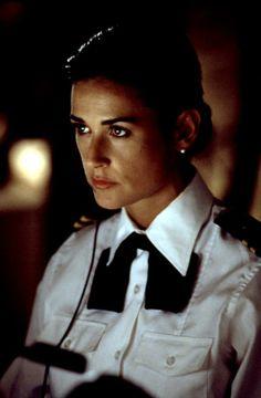 "Demi Moore in ""G.I. Jane"" (1997). DIRECTOR: Ridley Scott."