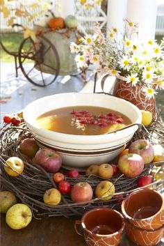 42 Beautiful Fall Table Décor Ideas » Photo 18