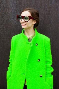 def00b3c5d59 Die 27 besten Bilder von iridescent grüner mantel solness   Green ...