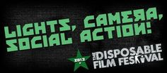 Our panel focused on social action through film! This event is free so RSVP here: http://www.eventbrite.com/event/5136794290