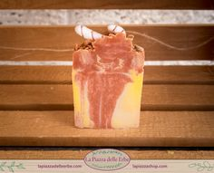 www.lapiazzadelleerbe.com  COLD PROCESS SOAP!! Sale in store at Meo Imports (1251 St. Clair Ave W.) $ 5.00 ea. WSLES/SLS FREE - No animal testing #artisan #bathproducts #beautyproducts #coldprocess #fresh #christmas #gift #soap