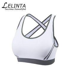 7d679657137a6 Sweat absorber Sport Bra For Women Gym Running Yoga Sport Bra Set Girl  Underwear