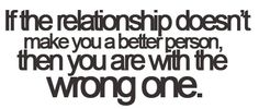true with friends and love! :)