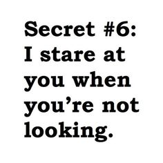 best Secret crush quotes
