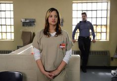Pin for Later: See the Orange Is the New Black Cast Out of Their Jumpsuits Dascha Polanco as Dayanara Diaz