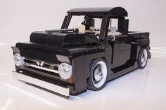 LEGO FORD F-150 (50s) - 1:18 - custom car #2 | Flickr - Photo Sharing!